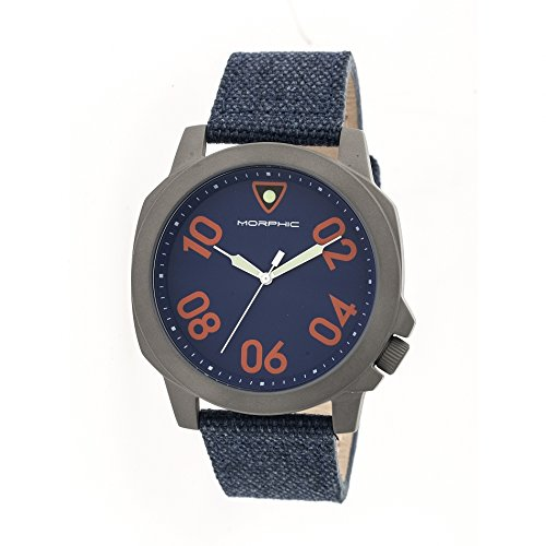 Morphic Armbanduhr Analog MPH4105 navy