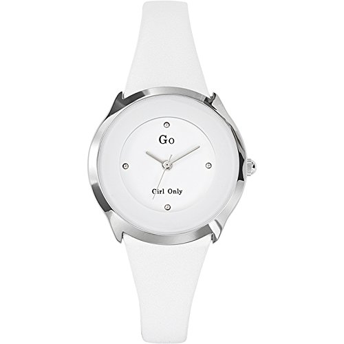 Go Girl Only 697964 Analog Leder Weiss