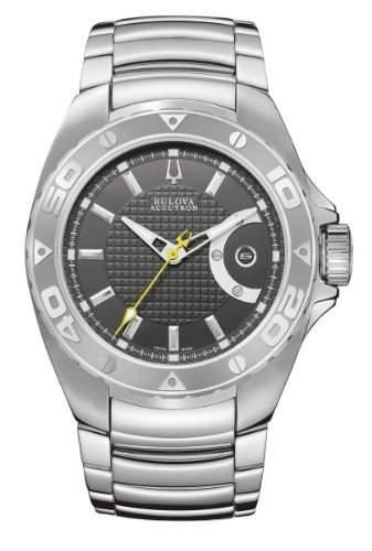 Bulova Herren-Armbanduhr Analog Automatik 63B133