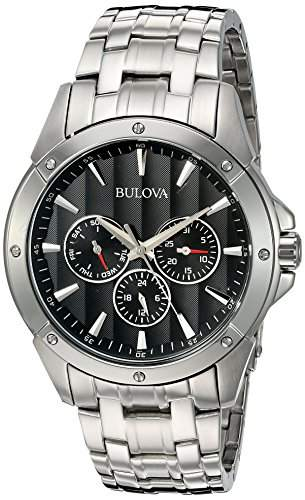 Bulova 96C107 Harrenarmbanduhr