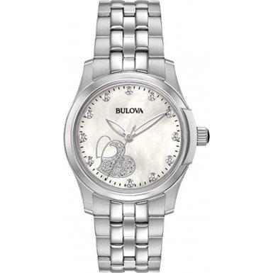Bulova 96P182 Damen armbanduhr