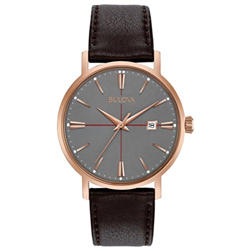 Bulova Herren Armbanduhr 97B154