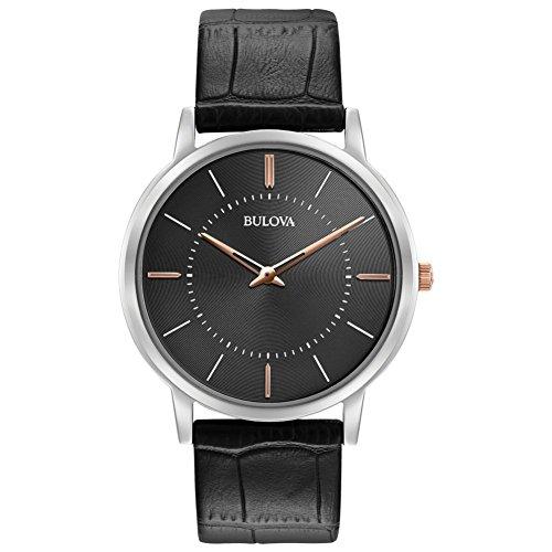 Bulova Herren Armbanduhr 98A167