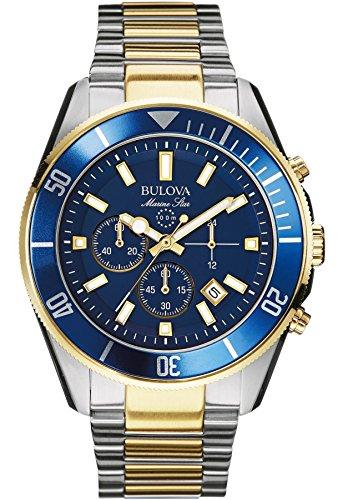 Bulova Marine Star Chronograph Quarz 98B230