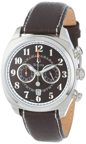 Bulova Mens Adventurer Chronograph Watch
