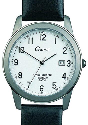 Ruhla Uhr Garde Elegance 1140 9 Titan