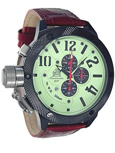 53mm XXL-Max-SIZE Tauchmeister Chronograph T0260-B