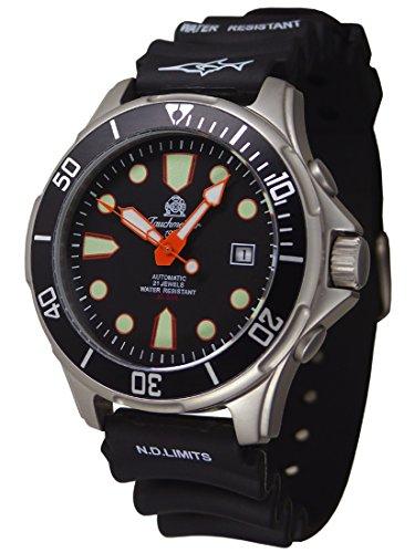 Tauchmeister Automatik Uhr mit Japan MIY 8215 Werk T0304