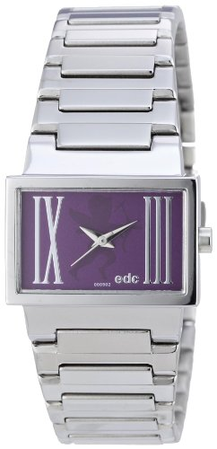 edc Damen V Lovely Heartbreaker sparkling silver purple A EE100092002
