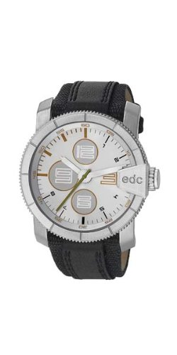 Edc XL Rock Climber Analog Quarz Kunstleder EE100791001