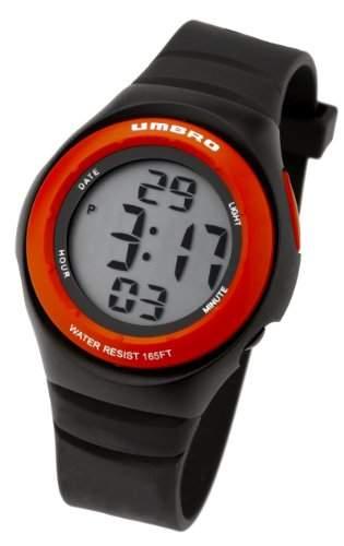 Umbro Herren-Armbanduhr Analog - Digital schwarz U674R