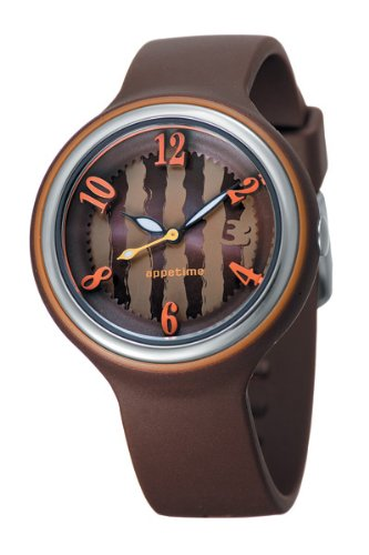 Appetime Japan Damen Armbanduhr SVJ211128 Cocoa Mousse