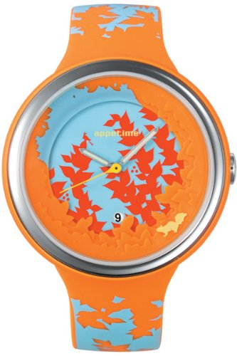 Appetime Japan Damen Armbanduhr SVJ320055 Active Orange