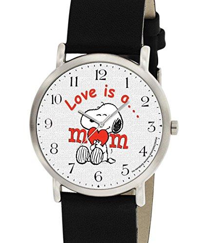 Schoene Snoopy Peanuts Armbanduhr fuer jede Mutter von Anerkennung zu Mutter