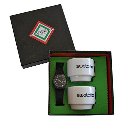 Swatch Gent Special limited Edition ESPRESSO GB737SP