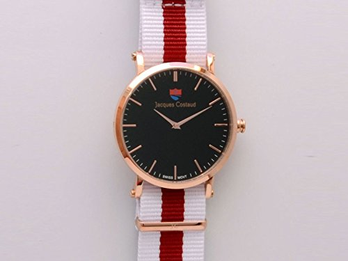 JACQUES COSTAUD DOLCE VITA Miami Rose Gold JC 2RGBN03 Womens Watch