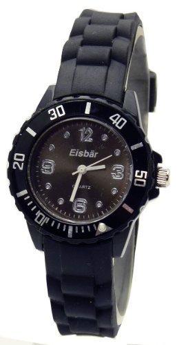 Armbanduhr Extra fuer Kinder Schwarz E7 17