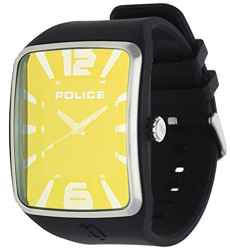 Police Mirage Herrenuhr schwarz goldfarben PL14745JPBS 02P