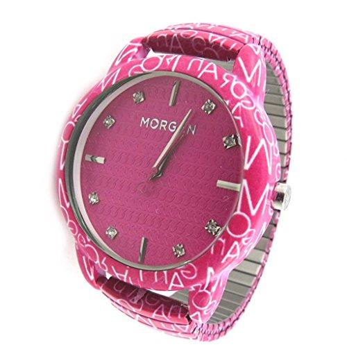 Armbanduhr french touch Morganrosa graffiti