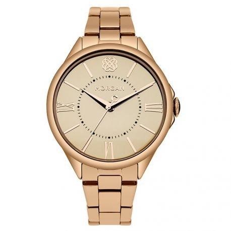 Morgan Damen Armbanduhr M1254RGM