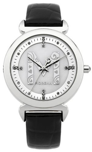 Zeigt Damen Morgan M1167B Quartz