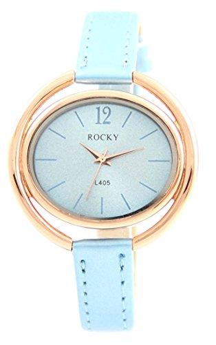 Leder blau Rocky 1182