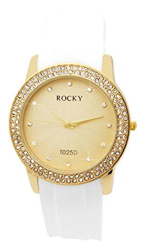 Silikon Weiss Rocky 120 Diamanten CZ 465
