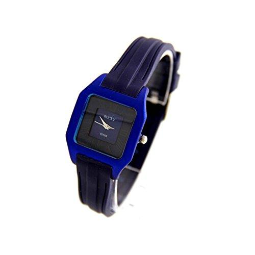 Zeigt Damen Originelle Silikon Blau Rocky 2799