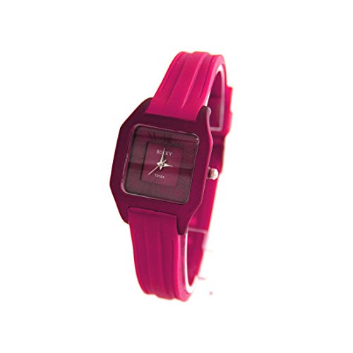 Zeigt Damen Silikon Farbe Rosa Rocky 2832