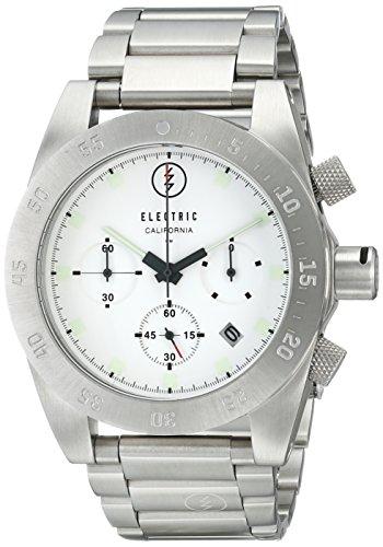 Electric DW01 SS Watch White