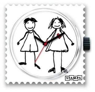 STAMPS Uhr Haensel und Gretel 1211021