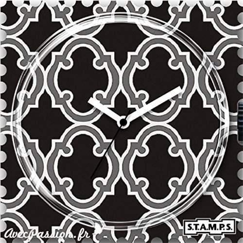 Uhr Zifferblatt - Moroccan - STAMPS Uhren 1511058