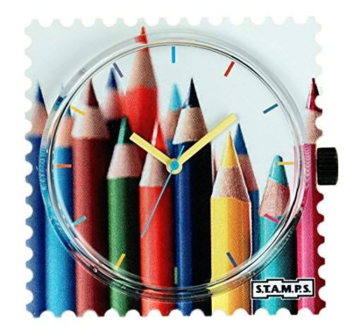 STAMPS Uhr Crayoning 1411008