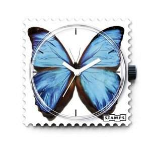 STAMPS Display Blue Butterfly