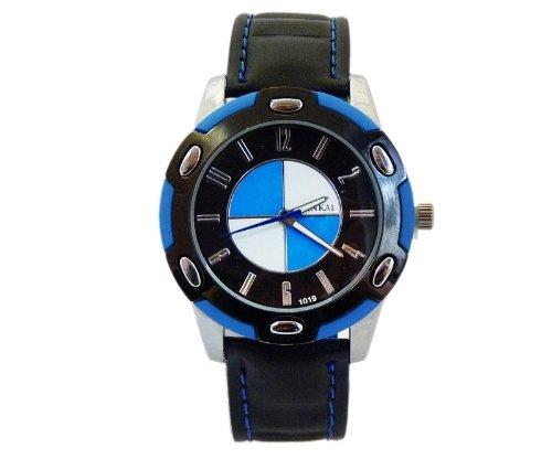 Sport Racer Armbanduhr in Blau A39