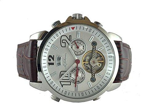 M Johansson Herren Automatik Armband Uhr LatosLSW