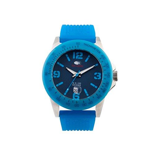 No Limits Uhr Unisex Erwachsene No Limits Uhr Unisex Erwachsene NLT30008 LAMPU FLUO blau TU