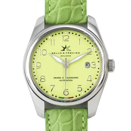 Bello Preciso italienische Armbanduhr Modell
