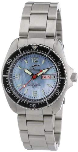 Chris Benz Unisex-Armbanduhr Analog Edelstahl CBMBMBSW