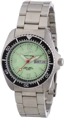 Chris Benz Unisex-Armbanduhr Analog Edelstahl CBMNMBSW