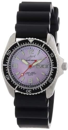 Chris Benz Unisex-Armbanduhr Analog Kautschuk CBMRKBSW