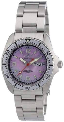 Chris Benz Unisex-Armbanduhr Analog Edelstahl CBMRMBSI
