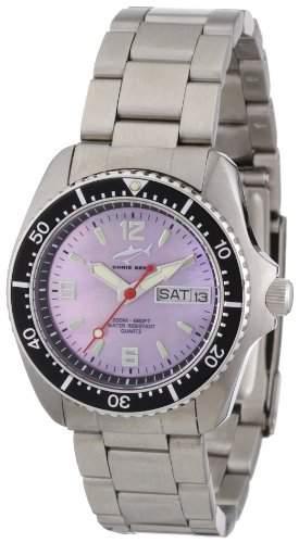 Chris Benz Unisex-Armbanduhr Analog Edelstahl CBMRMBSW