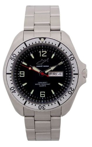 Chris Benz CBO S MB SI One Man Taucher Uhr