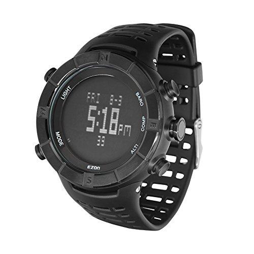 SHS h001 a01 Wandern Klettern Sport Armbanduhr