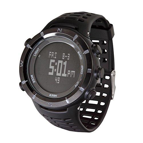 SHS h001 C01 Wandern Klettern Sport Armbanduhr