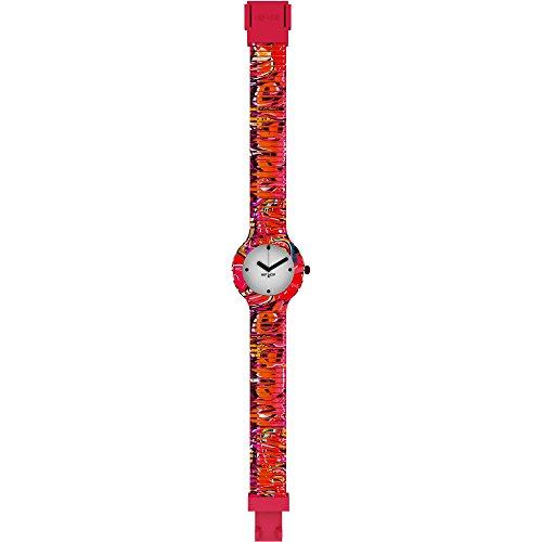 BREIL HIP HOP Uhren Graffiti Damen Fuchsia HWU0623