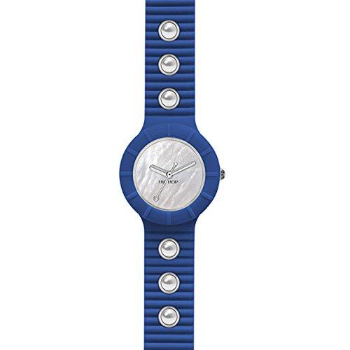 BREIL HIP HOP Uhren PEARLS zeit Blue Delft hwu0496