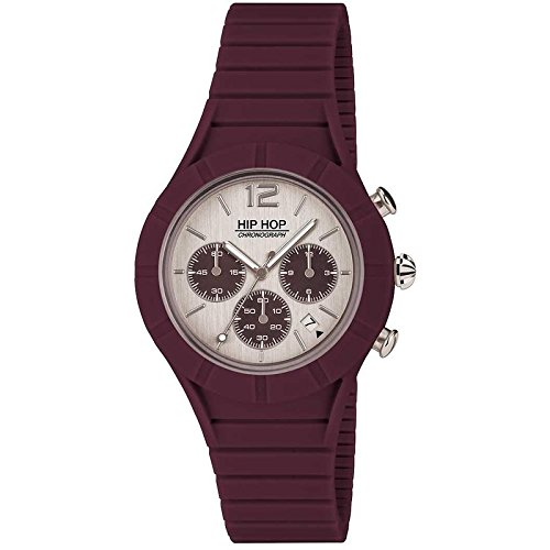 Chronograph Herren X Man Violett hwu0685 Hip Hop
