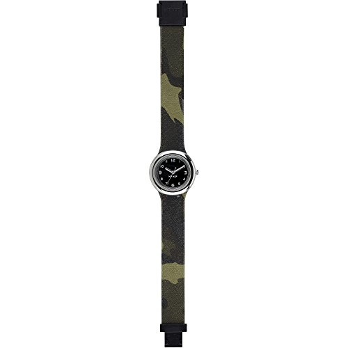 Uhr Damen Metal Camouflage hwu0722 Hip Hop